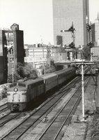 Amtrak locomotive 310