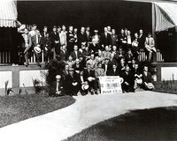 Farrel Company annual outing, July 22, 1911