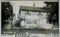 Corner Of Main And South Streets, Stamford