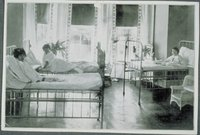Pediatric Ward, Middlesex Hospital