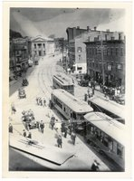 City street trolleys