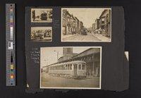 Bridgeport and South Norwalk trolleys