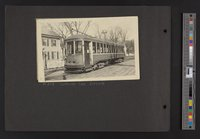 Taftville trolley