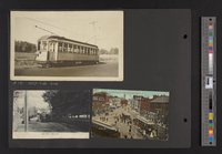 Baltic and Norwich trolleys