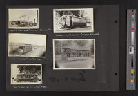 Dayville, Killingly, and Norwich trolleys