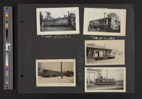 Branford, New Haven, and West Haven trolleys
