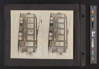 """Trolley Trips"" drawings"