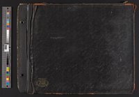 Cover of Connecticut Street Railroad Photograph Album