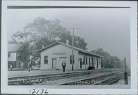 Central Vermont Railroad Station, South Windham
