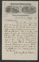 Correspondence 1900
