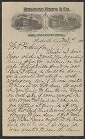 Correspondence 1901
