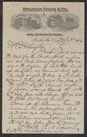 Correspondence 1902 January - June
