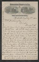 Correspondence 1902 July - December