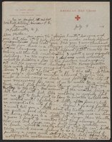 Correspondence, 1918 June - July