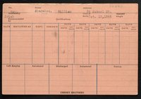 Employee record cards, Abarahen-Ayer
