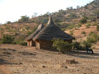Tuku along the Nuba Mountains