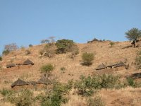 Hillside in the Nuba Mountains