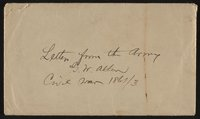 George William Allen Letters