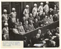 Courtroom scenes