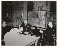 Thomas Dodd and President Benes of Czechoslovakia