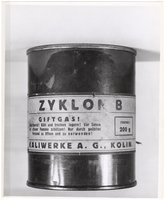 Zyklon B, Poison gas used in Extermination camps, USA 249, 2176-PS