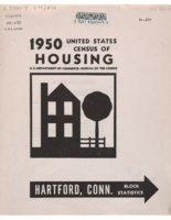 1950 City blocks: Hartford