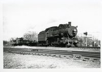 New Haven Railroad locomotive 278