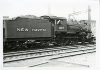 New Haven Railroad locomotive 1284