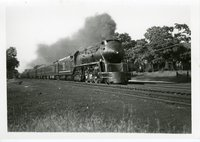 New Haven Railroad 4-6-4 locomotive