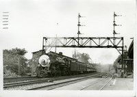 Boston & Albany Railroad locomotive, Newton