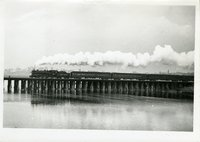 New Haven Railroad 4-6-2 locomotive, Neponset River trestle