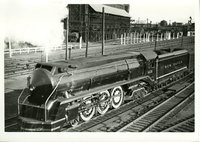 New Haven Railroad locomotive 1408, Boston