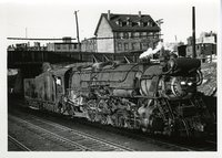 New Haven Railroad locomotive 3551, South Boston