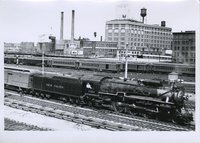 New Haven Railroad locomotive 1354, South Boston