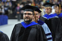 Commencement, College of Liberal Arts & Sciences, 2016