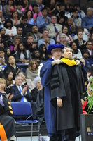 Commencement, School of Business, 2016