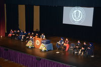 Commencement, Graduate School--Doctorates , 2016