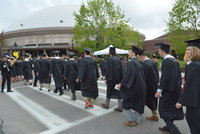 Commencement, College of Agricultural, Health and Natural Resources, 2016