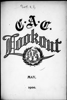 C.A.C Lookout Volume 5, Number 11