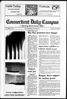 Connecticut Daily Campus, Volume 86, Number 120 (121)
