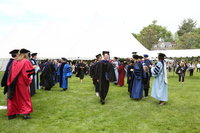 Commencement, School of Law, 2016