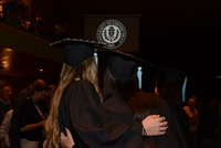 Commencement, Neag School of Education, 2016