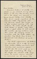Nellie Ames Leavenworth Correspondence--Carleton