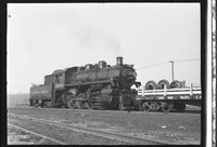 Canadian Pacific Railway steam locomotive 3638