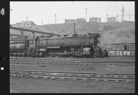 Canadian National Railway steam locomotives 0190