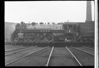 Canadian Pacific Railway steam locomotive 2402
