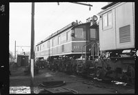 New Haven Railroad electric locomotive 311