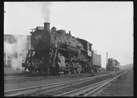 Canadian National Railway steam locomotive 8446