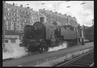 French steam locomotives, 1960 July