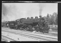 National Railways of Mexico steam locomotives at Aguascalientes,Mexico
